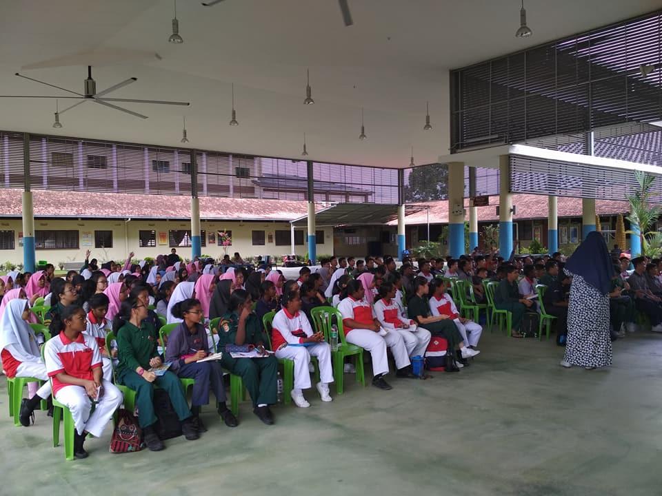 Nbos Klik Dengan Bijak Smk Methodist Tanjung Malim Perak Pusat Internet