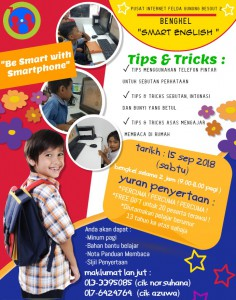 Copy of 4Bengkel Smart English - Made with PosterMyWall